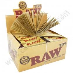 Filtres en carton RAW, filtres naturels non blanchis