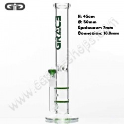 Bang Double Honeycomb percolateur Vert