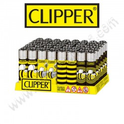Briquets Clipper Maya l'abeille