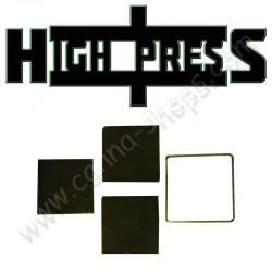 Moule carré - High Press