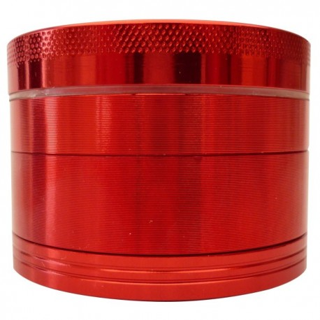 Grinder high quality metal with pollen filter