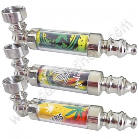 Cannabis Metal Pipe