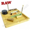 Raw Wooden Backflip Filling Tray