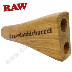 Raw Doble Barrel