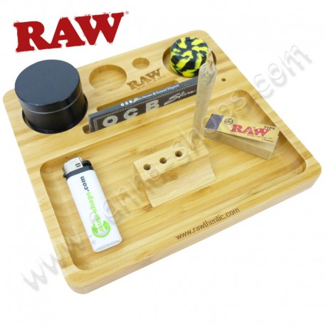 Raw Wooden filling tray
