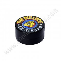 Grinder The Bulldog Amsterdam schwarz Metall