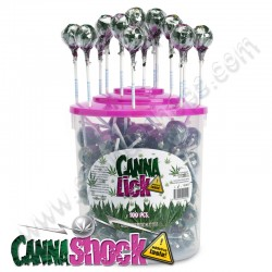 Canna Lick Lollipop les sucettes de Cannashock