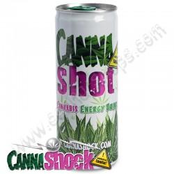 Cannashot Energy Drink - Cannashock
