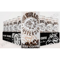 The Bulldog Amsterdam Iced Coffee Drink