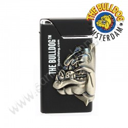 Turbo Lighter The Bulldog Amsterdam schwarz