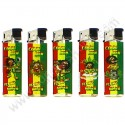 Cool Rasta Lighters