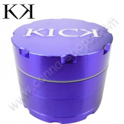 Grinder pollinator Kick 50mm 4 parties