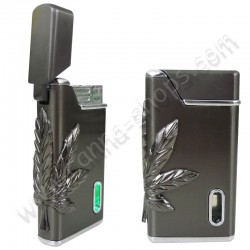 Turbo Cannabis Leaf Lighter