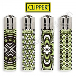 Clipper Weed Pattern