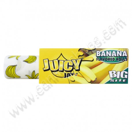Juicy Jays Rolls Banaan