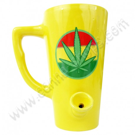 Pipe Mug Cannabis