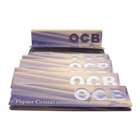 Feuilles OCB Cristal