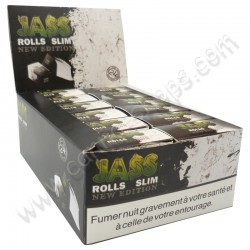 Boite de feuilles à rouler JASS Roll's
