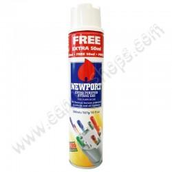 Butano zero impurità marchio newport