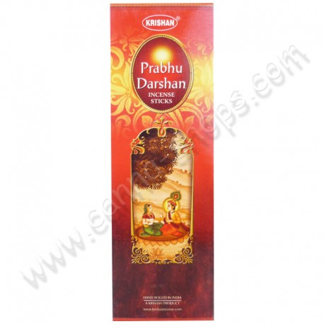 Krishan incense Green Tea