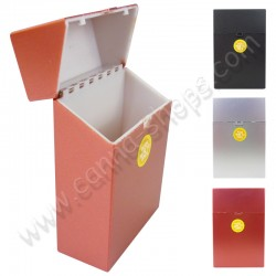 Push up cigarettes box