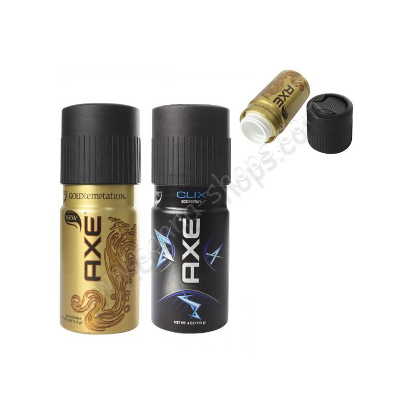 Cachette déodorant Axe