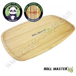 Plateau de roulage Roll Master pour fumeurs