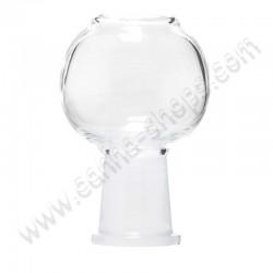 Dome en verre pour BHO 14.5 ou 18.8mm