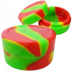 Boite Silicone 22ml idéale pour wax et bho