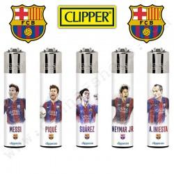Clipper Joueurs du Barca