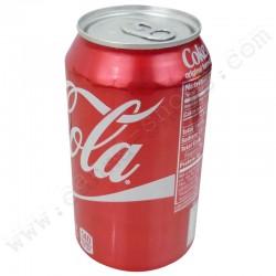 Cachette Coca Cola cachette discrète