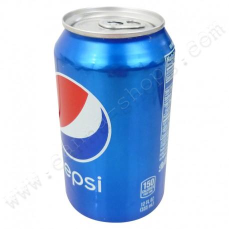 Cachette secrète Pepsi
