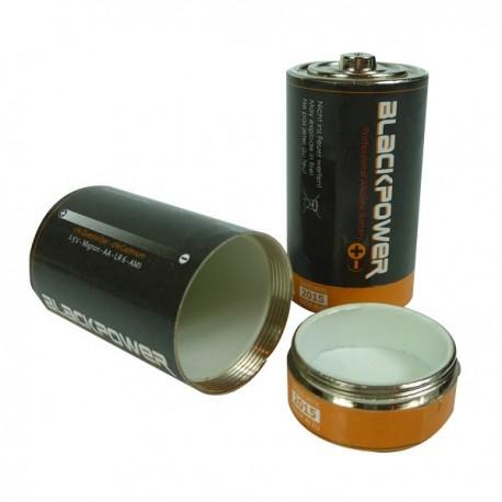 Batterij cachetter geheim