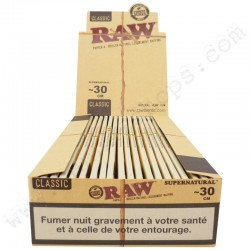 Papel de fumar Raw Huge 30cm