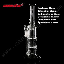 Bang Weedstar Black Widow W-S line