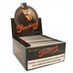 Leaves Smoking Deluxe sold by box