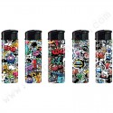 Steet Arts Electronic Lighters