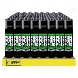 Briquets Clipper Puff Puff Pass