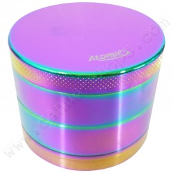 Grinder Atomic Rainbow diamètre 40 ou 50mm