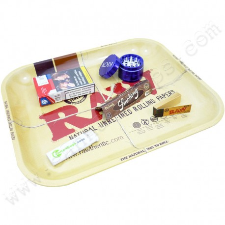 Roll Tray Raw XL