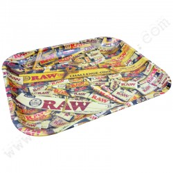 Roll Tray Raw XL Mixed Products