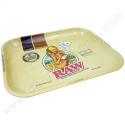 Roll Tray Raw Sexy Girl XL