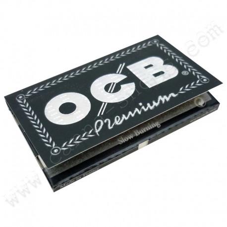 Papel de fumar OCB Premium Doble