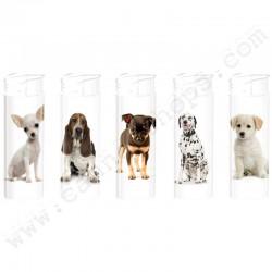Briquets électroniques Multi Dogs