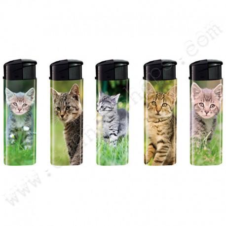 Briquets électroniques Cats & Nature