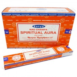Encens Nag Champa Spiritual Aura 15g