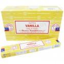 Satya Nag Champa Vanilla Incense