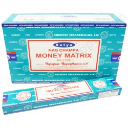 Räucherwerk Nag Champa Money Matrix