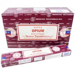 Encens Satya Nag Champa Opium 15gr