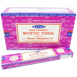 Incenso Nag Champa Mystic Yoga